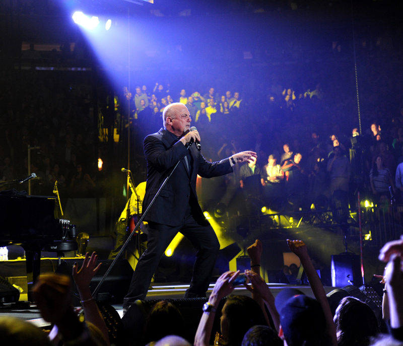 Billy Joel At Madison Square Garden May 9 2014 Concert Reviews Videos Exclusive Photos