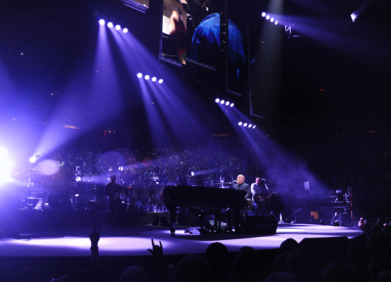 Billy Joel At Madison Square Garden May 9 2014 Concert Reviews