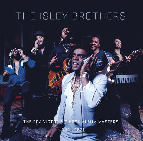 The Isley Brothers: The RCA Victor and T-Neck Album Masters (1959-1983)