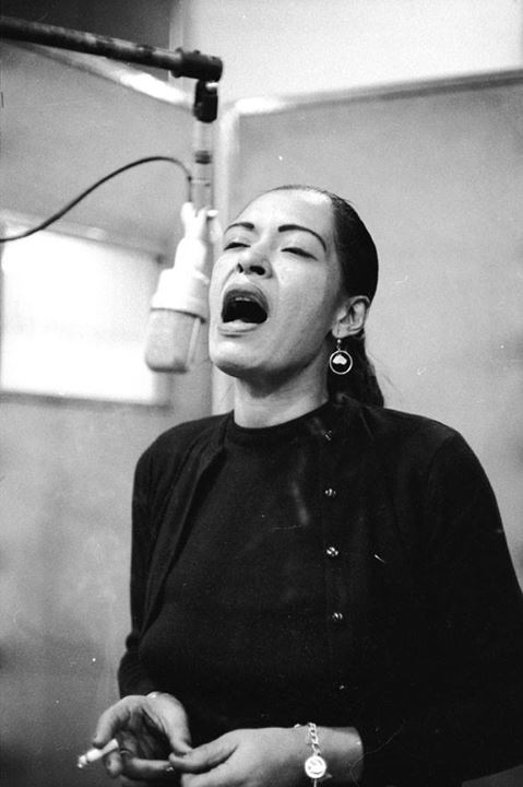 Billie Holiday - Keeping Time: The Photographs of Don Hunstein