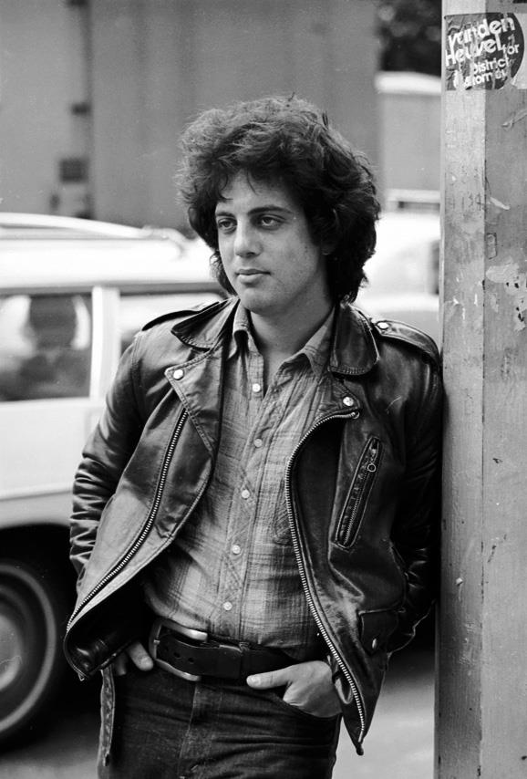 Billy Joel - Keeping Time: The Photographs of Don Hunstein