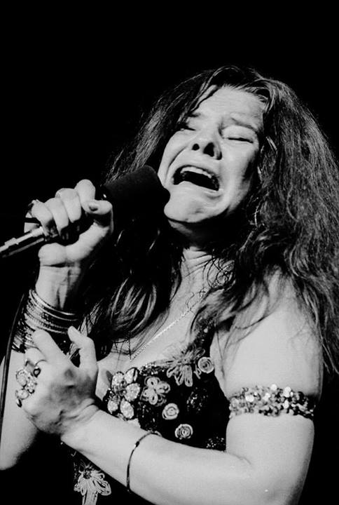Janis Joplin - Keeping Time: The Photographs of Don Hunstein
